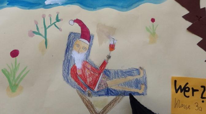 Macht der Weihnachtsmann Urlaub?