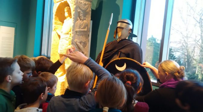 Ausflug in die Römerzeit
