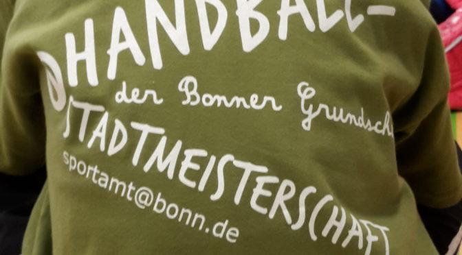 Zusammen stark sein! Handballtunier
