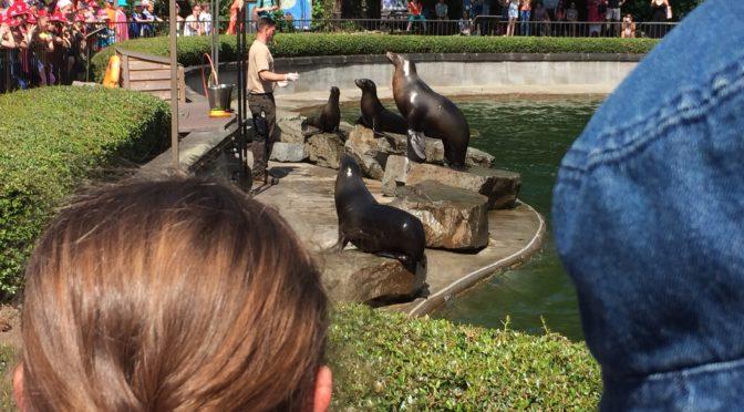 Ene Besuch im Zoo