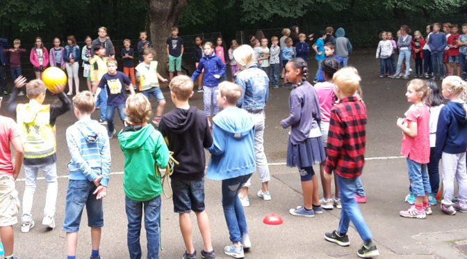 Confed Cup an der Waldschule