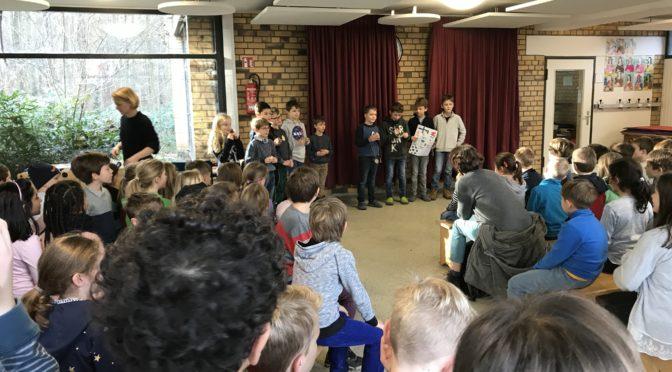 Erste Schulvollversammlung